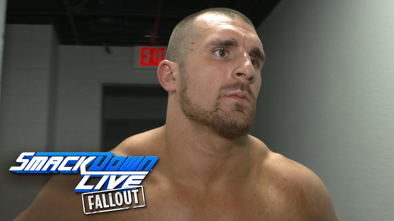 Are The Hype Bros on the same page?: SmackDown LIVE Fallout, Sept. 12, 2017