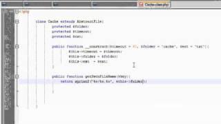 Criando uma classe para Cache com PHP Mp3
