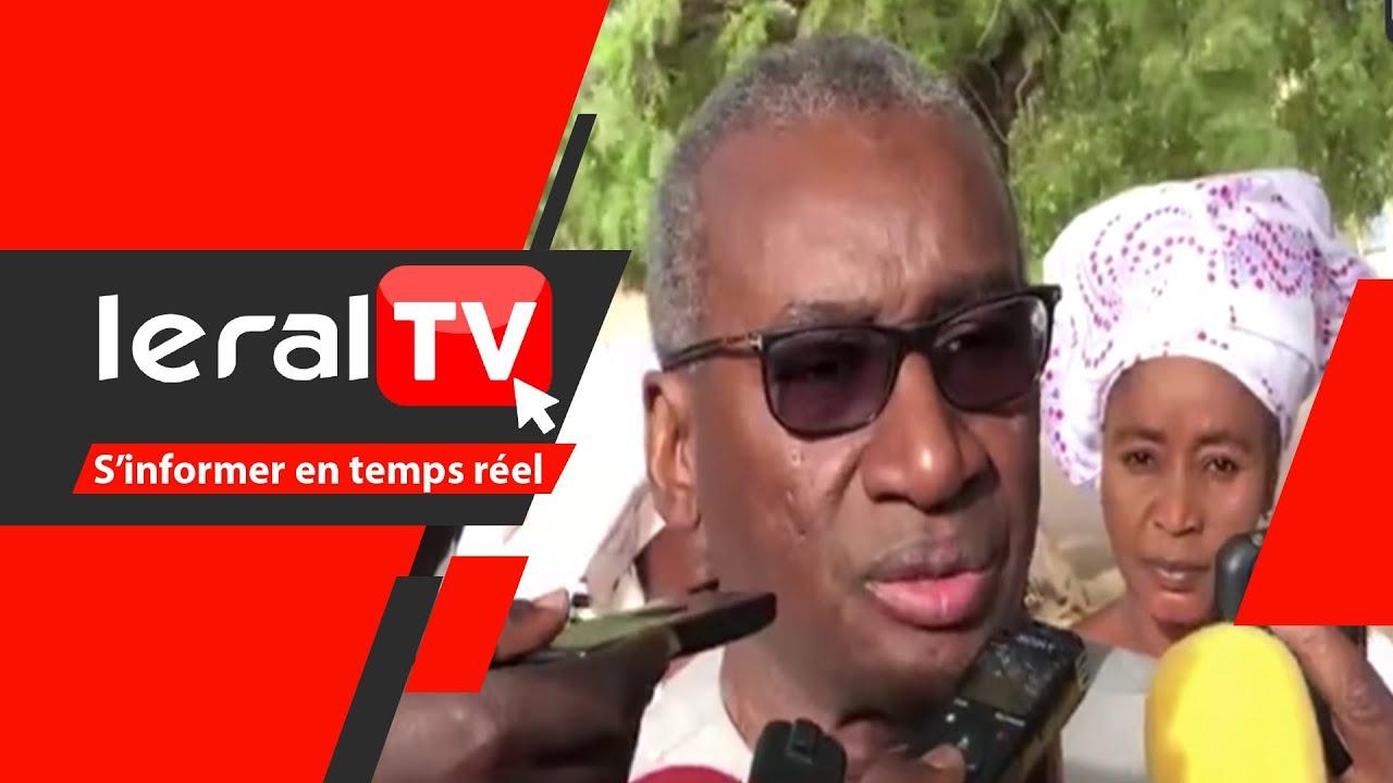 "Sidiki Kaba : ""Au regard du bilan impressionnant du Président Macky Sall, je suis confiant..."""
