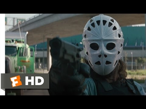 Heat (1/5) Movie CLIP - Armored Van Heist (1995) HD