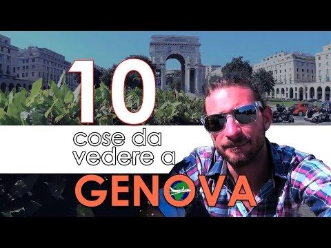 Top 10 things to visit in GENOA
