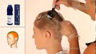 покраска волос, обесцвечивание, тонирование, косметика ESTEL