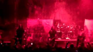 Exodus - Bonded By Blood, Mexico City, Circo Volador, Eyescream Metal Fest