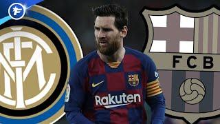 La rumeur Messi à l'Inter fait grand bruit en Italie | Revue de presse