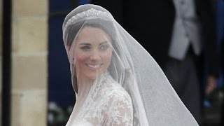 Фата свадебная копия kate middleton посылка покупка с китая aliexpress