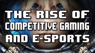 The Rise of Competitive Gaming & E-Sports | Off Book | PBS Digital Studios