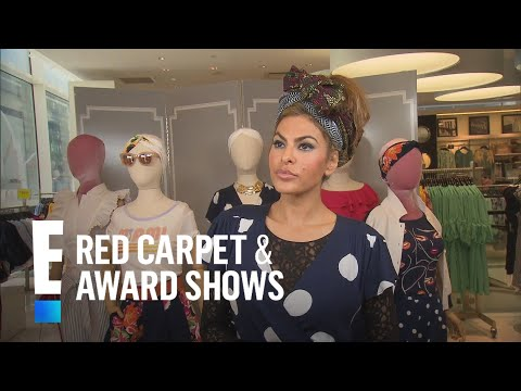 Why Eva Mendes Feels Pressure as a Mother and Designer  E! Live from the Red Carpet