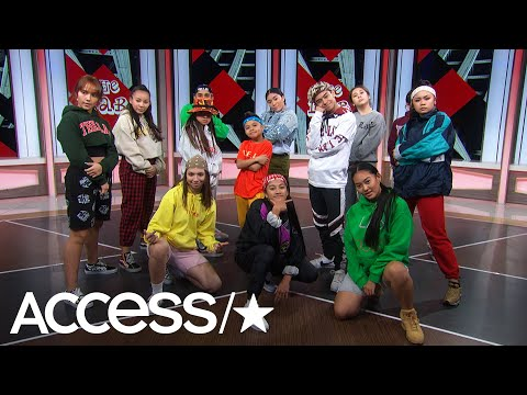 'World Of Dance' Winners The Lab Perform On Access Live! | Access