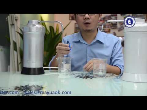 AOK-909 Hydrogen Water Test 1