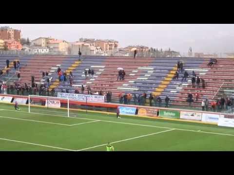 L'Aquila - Flaminia 0-3