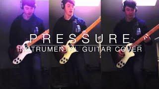 Paramore - Pressure (Instrumental Guitar Cover)