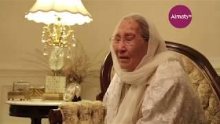 Мұхит асқан қазақ қызы Америкада 101 жасқа толды (01.06.17)