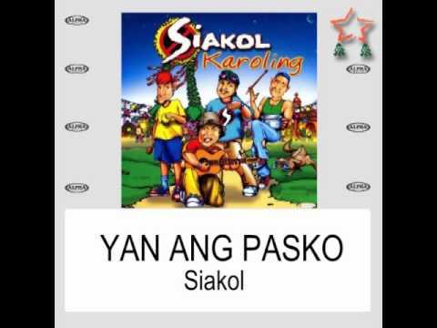 Ang Pasko Ay Sumapit - Tagalog Lang