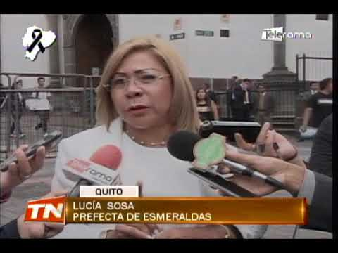 Presidente Moreno se reúne con autoridades de provincias fronterizas