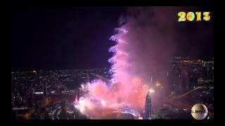 Новый год в Дубай (HD). Фейерверк. Dubai fireworks New Years.(, 2013-01-01T20:29:23.000Z)