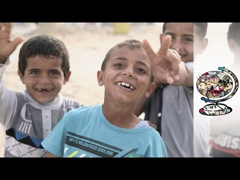 The Survivor's Guide To Gaza: Positivity in the Face of Destruction
