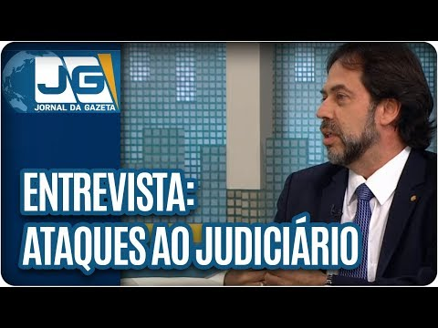 Maria Lydia entrevista o juiz Fernando Bartoletti, pres. da Apamagis, sobre os ataques ao Judiciário