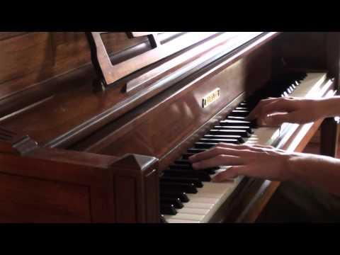 NCIS Theme Piano Cover