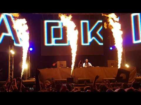 Steve Aoki - Dj set Ama Music Festival (Asolo TV 2016)