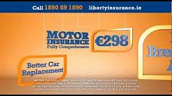 Liberty Insurance - €298 Car Insurance