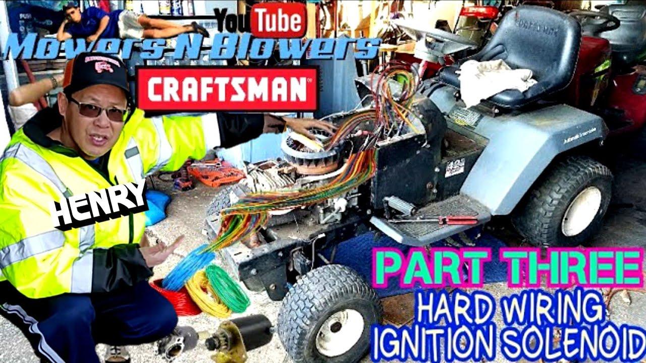20 Craftsman Lt1000 42 Hydro Lawn, Craftsman Lt1000 Lawn Tractor Wiring Diagram