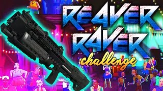 Rave in the Redwoods Reaver Raver Challenge (Call of Duty Zombies: Infinite Warfare)