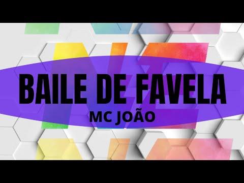 Baile De Favela - MC João - Coreografia Fit Dance - Nova Energia