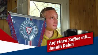 Auf einen Kaffee mit Jannik Dehm