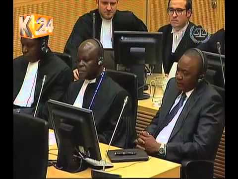 ICC Judges Give Bensouda A Week To Table Fresh Evidence Or Withdraw Kenyatta Case