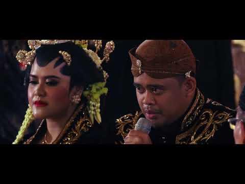 Sah! Bobby dan Kahiyang Resmi Jadi Suami Istri #JokowiMantu