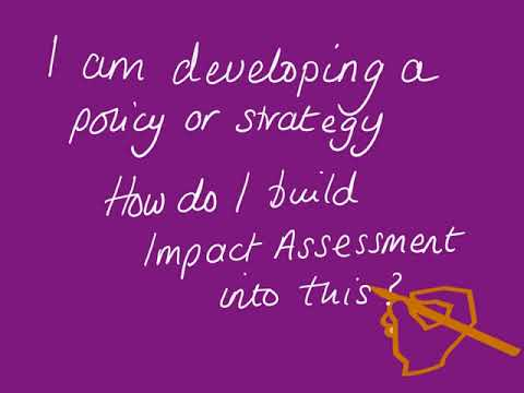 Introduction to Equality Impact Assessment and the Public Sector Equality Duty