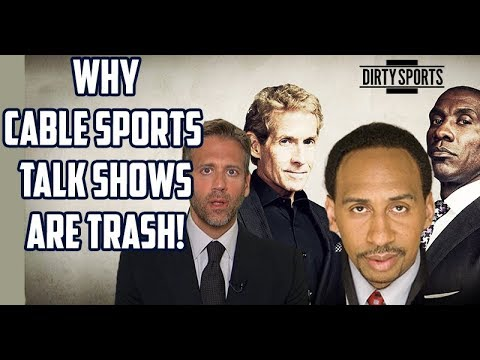 Roasting Cable Sports Talk Shows