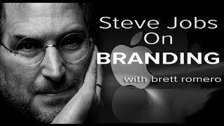 Steve Jobs on The Secrets of Branding(Get the full course at a great discount: http://www.bitesizebschool.com/buildbrandu Steve Jobs is well known for great design and creating innovative products., 2014-01-15T15:02:55.000Z)