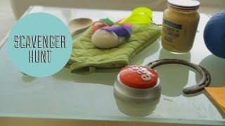 How to Plan a Scavenger Hunt For Kids with Chris Pegula - ModernMom