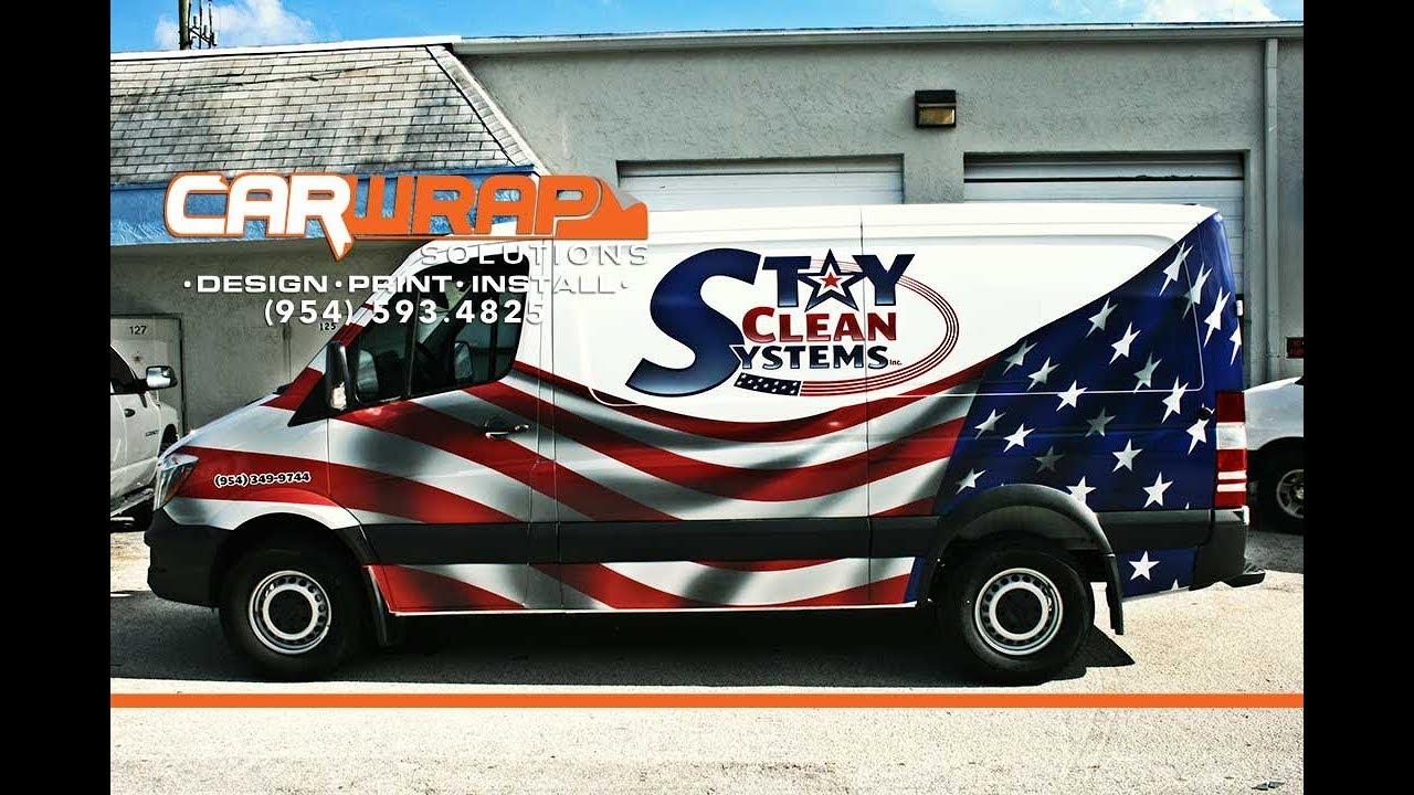 499c4cd428 New Mercedes Sprinter Van Car Wrap Advertising Weston Florida. Get Local  Customers Using Car Wraps