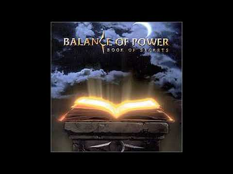 Balance Of Power( It's Not Over Until It's Over)Music Only