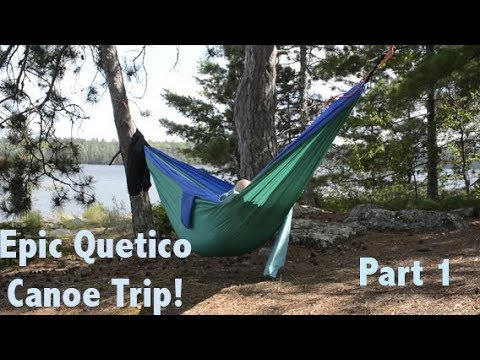 Quetico Canoe Trip 2017 | Hunter Island Loop - Part One