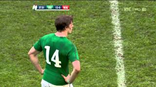 8/2/2014 Ireland V Wales  Six Nations Rugby Union -Full Match