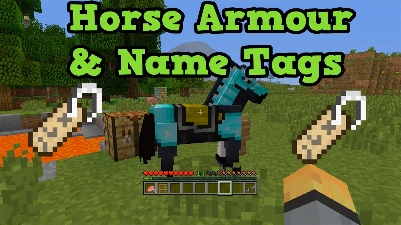 How to armor wear in minecraft xbox