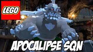 Lego Batman 3 - APOCALIPSE SQN