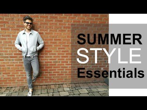 5 Summer Style Essentials   Men's Summer Vacation Outfits   Darren Kennedy