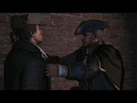 Assassin's Creed: Forsaken  ending  epilogue