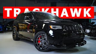 The Ultimate Trackhawk Build!