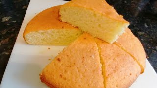 Simple and perfect Sponge cake by Delicious food recipes