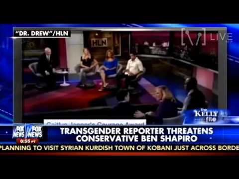 Trace Gallagher Reports On The Kelly File About Zoey Tur Threatening Ben Shapiro