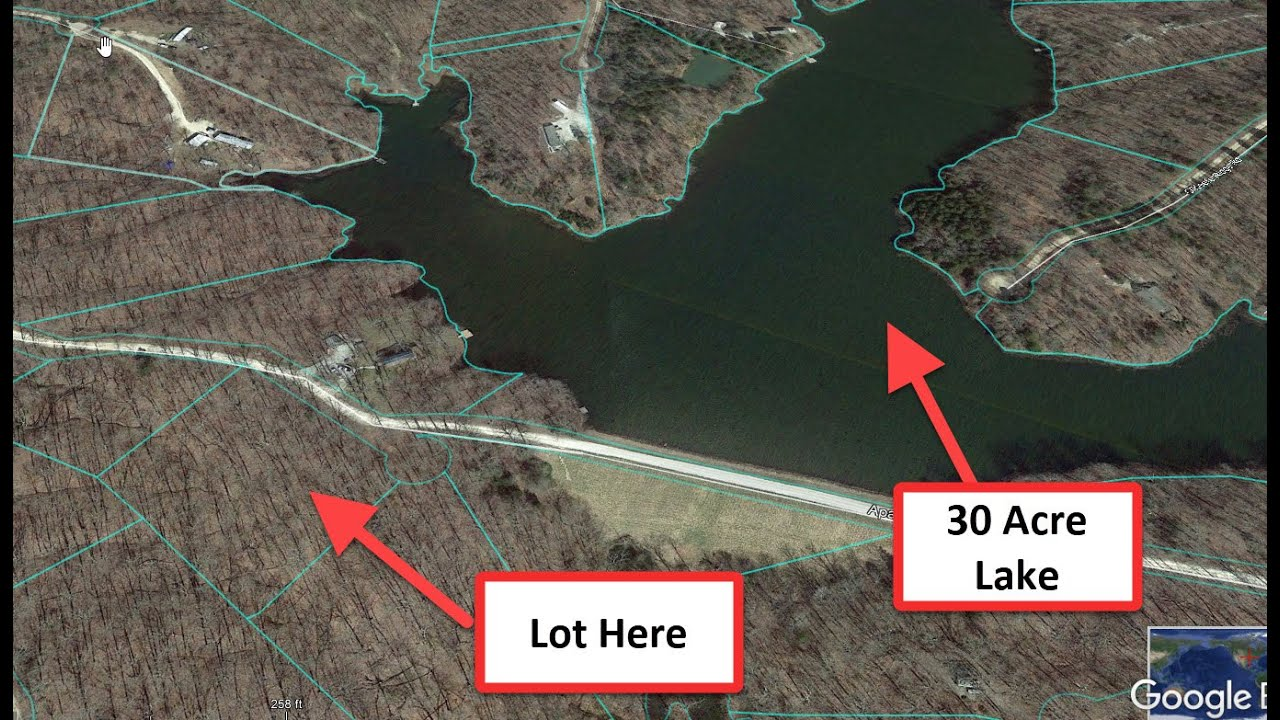 Land For Sale In Missouri By Owner   LAKE ACCESS   RV & Camper Approved