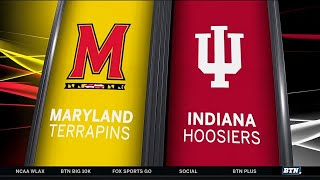 Maryland at Indiana - Baseball Highlights