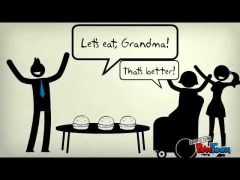 Proper Punctuation Saves Lives!