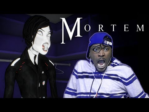 THE SCARIEST VOICE I'VE EVER HEARD || MORTEM DEMO Horror Game [UPDATE]
