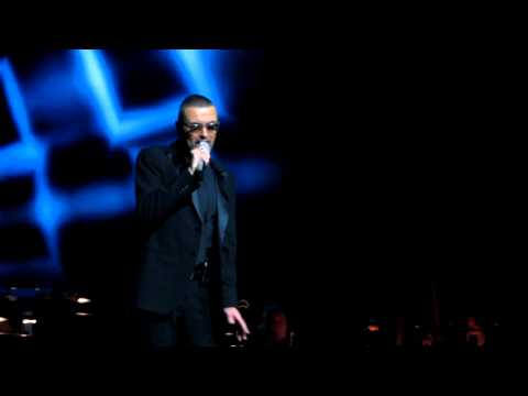 George Michael 'You've Changed' RAH 29/09/'12